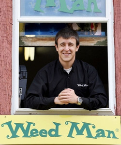 Matt Peters Weed Man Bucks County