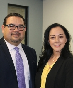 Alfredo and Dulce Castillo-Morales Mortgage Loan Officer